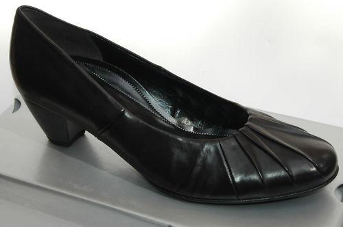 Gabor Buxton shoes Femme 39 Escarpins Court Ballerines Mary Jane UK6 G Neuf