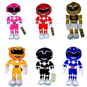 Officel-Power-Rangers-Mighty-Morphin-33cm-13-034-Hauteur-en-Pouces-Peluche