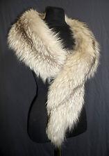Fuchs Hell fox fur Stola Stole Kragen Pelzstole Pelz Luxuriös Bright soft Renard