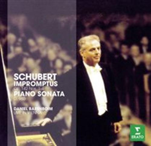 Daniel Barenboim - Schubert : Piano Sonata No.21 NEW CD