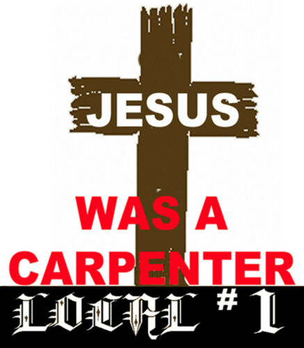 CC-21 Jesus was a carpenter local 1