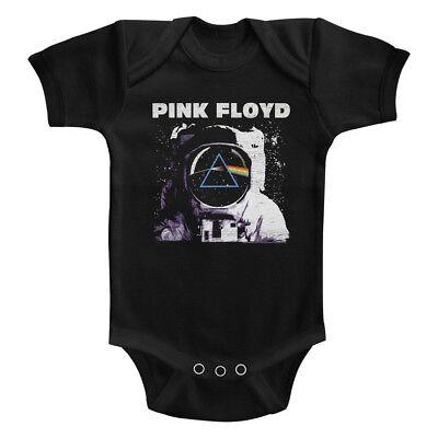 Pink Floyd Dark Side Of The Moon Baby Romper Onezies 6-24 Month