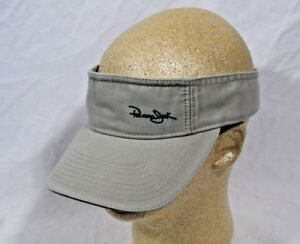 182f97a1 Panama Jack Original Casual Day Visor Hat Adult Cotton Blue gray ...