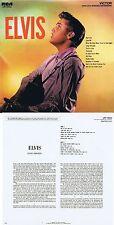 """Elvis Presley """"Elvis"""" 2. Werk, von 1956! Mit """"Love me"""" + """"Paralyzed""""! Neue CD!"""