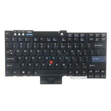 Keyboard for IBM Thinkpad R60 R61 Z60 Z61 42T4066 Replace Part Layout US Black