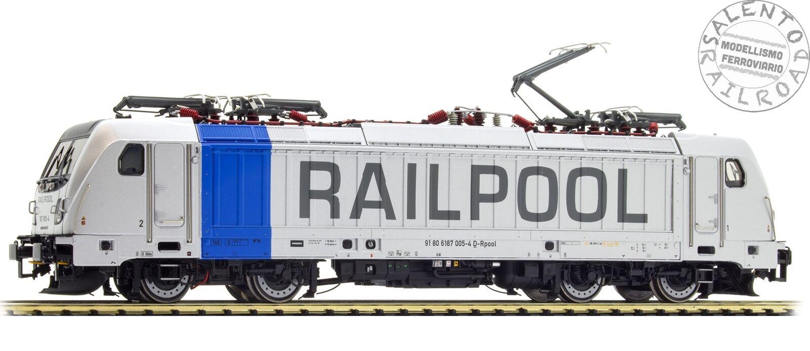 ACME 60462 locomotiva elettrica TRAXX 3 RAILPOOL 187 005 - ep VI