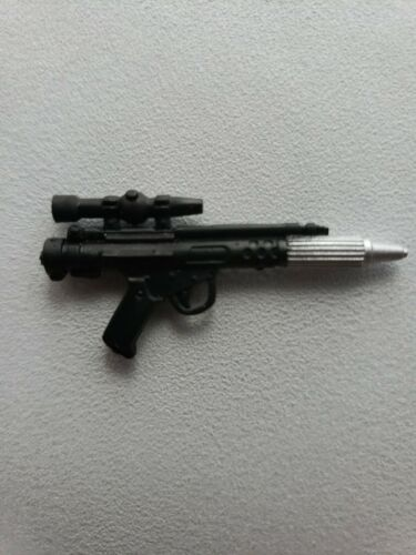 STAR WAR BLACK SERIES REBEL BLASTER 6 INCH 1:12 SCALE