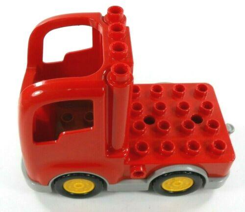 Lego Duplo Fire Truck Base