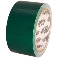 Tape Planet Transparent Green 2 Inch X 10 Yards Premium Cast Vinyl Tape