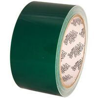 Tape Planet Transparent Green 2 Inch X 10 Yards Premium Cast Vinyl Tape