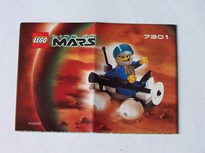 Zielstrebig Lego® Bauanleitung Instruction Nr 7301 Noch Nicht VulgäR