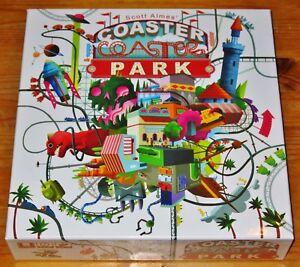 COASTER-PARK-Game-Pandasaurus-NEW-SEALED-INTL-SHIPPING-Tiny-Epic-Dinosaur-Island