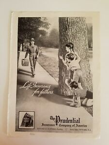 1937-Prudential-Insurance-Company-America-life-for-fathers-kids-Tri-ad