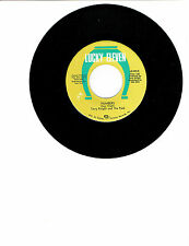 Terry Knight & The Pack GARAGEROCK45(LUCKYELEVEN230)IWhoHaveNothing/Numbers VG+