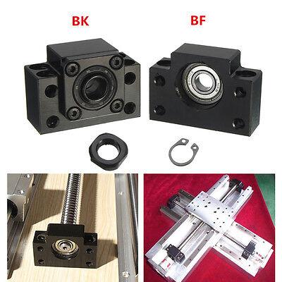 Festlager BK12 BF12 Kugelumlaufspindel Lagereinheit Kugelgewindespindel CNC Neu