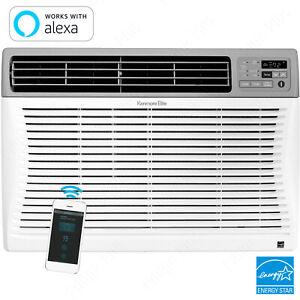 Kenmore-Elite-12000-BTU-Smart-Window-Air-Conditioner-550-Sq-Ft-Large-Room-Unit