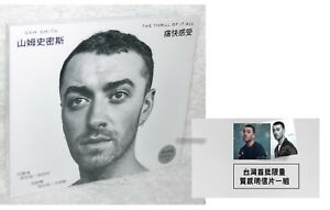 Sam-Smith-The-Thrill-of-It-All-Special-Edition-Taiwan-Ltd-CD-2-postcards-w-BOX