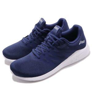Asics-Comutora-Indigo-Blue-White-Mens-Running-Shoes-Runner-Sneakers-1021A046-400
