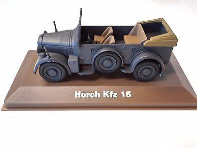 G/én/érique HORSCH Kfz 15 1:43 Scale DIECAST Military Vehicle Army Van Car WWII 29