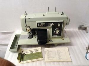 new home sewing machine manual model 108