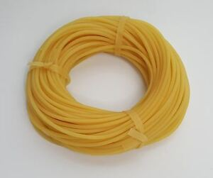 25-FEET-1-8-034-LATEX-RUBBER-TUBING-SURGICAL-GRADE-NEW