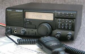 yaesu system 600 ft600 hf transceiver radio service repair owner rh ebay com service manual yaesu ft 600 600 FT Tall