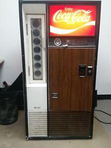 Image Is Loading Vintage 1960 039 S Coke Machine 63 7