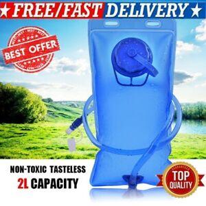 Outdoor-Camelback-Trinkblase-Trinksystem-2L-Trinkschlauch-Wasserbeutel-Neu-DE
