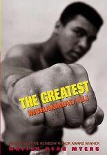 MUHAMMAD ALI THE GREATEST 2001 PAPERBACK UNREAD PAGES CRISP NEW