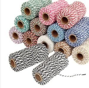 Bakers Twine 5 Mtrs 2mm Green Paper String