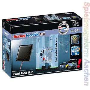 Fischertechnik-520401-PROFI-Fuel-Cell-Kit-Bauteile-20-BINSB-OVP-Education-Spiele