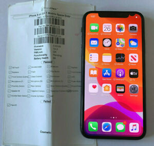 UNLOCKED-Apple-iPhone-X-64GB-4G-LTE-Smart-Phone-AT-amp-T-Metro-PCS-T-Mobile-h2O-READ