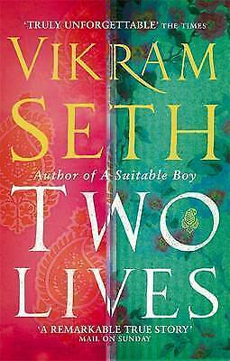 """VERY GOOD"" Two Lives, Seth, Vikram, Book"