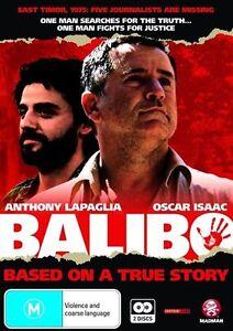 Balibo-DVD-2009-2-Disc-Set-Anthony-LaPaglia-Damon-Gameau