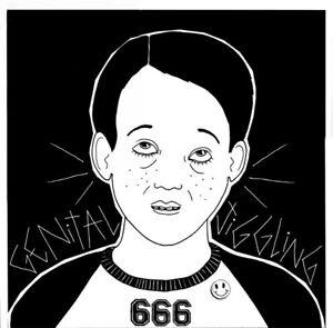 GENITAL-jiggling-S-T-LP-french-punk-presque-amp-Dirty-BLACK-VINYL-NEW