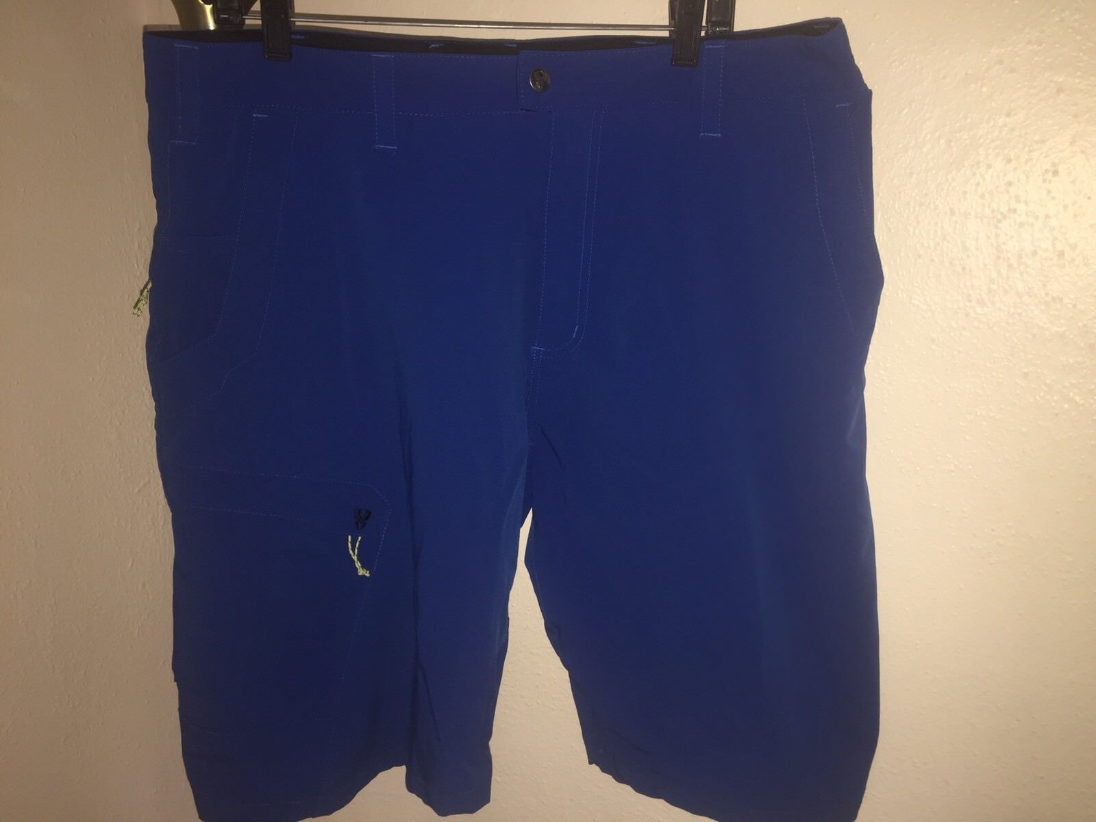DON'T MISS THESE   Men's STOIC ROYAL blueE OUTDOORS HIKING SHORTS SZ XL (39 )