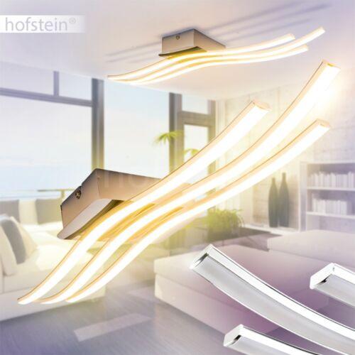 LED Design Deckenlampe Flur Küchen Büro Schlaf Wohn Zimmer Welle Beleuchtung 24W