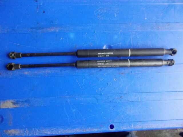 2004 ALFA ROMEO GT PAIR OF BONNET HOOD GAS STRUTS 46739202