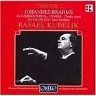 Johannes Brahms - Brahms: Klavierkonzert No. 1 D-Moll; Altrhapsodie (1999)