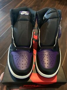 Nike-Air-Jordan-1-High-Court-Purple-Size-9