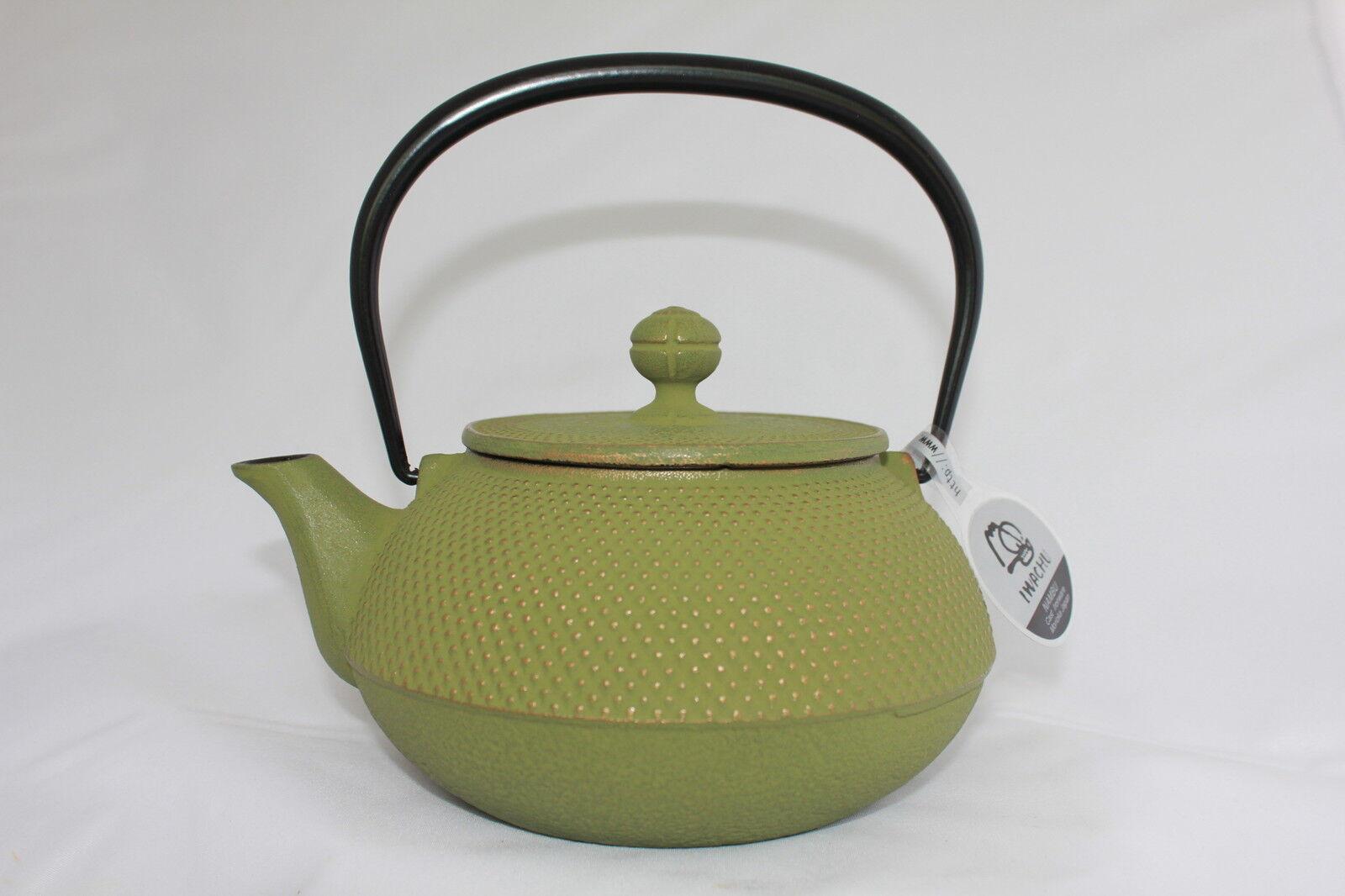Iwachu Japanese Cast Iron Teapot Arare (0.90 L)