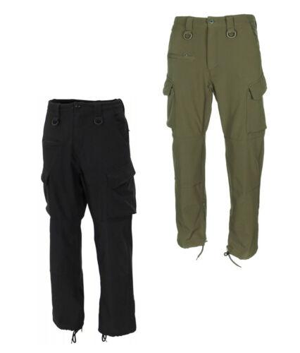 NEU US Softshell Hose ALLROUND Trekking Einsatzhose Outdoorhose S-3XL
