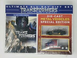 Transformers-The-Last-Knight-Ultimate-Gift-Set-Blu-Ray-DVD-Digital-amp-Vehicles