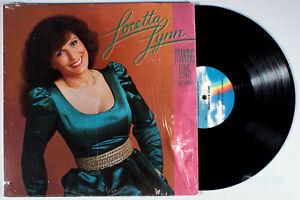 Loretta-Lynn-Making-Love-from-Memory-1982-Vinyl-LP-PLAY-GRADED