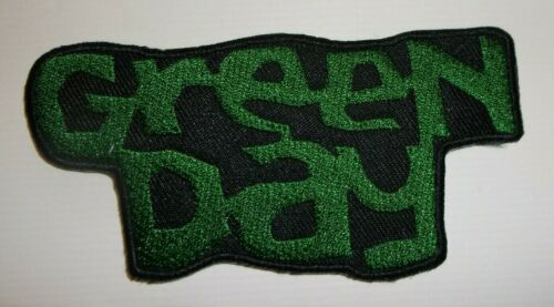 """Green Day~Embroidered Patch~3 3//4/"""" x 2/""""~Alt Punk Rock~Ships FREE"""