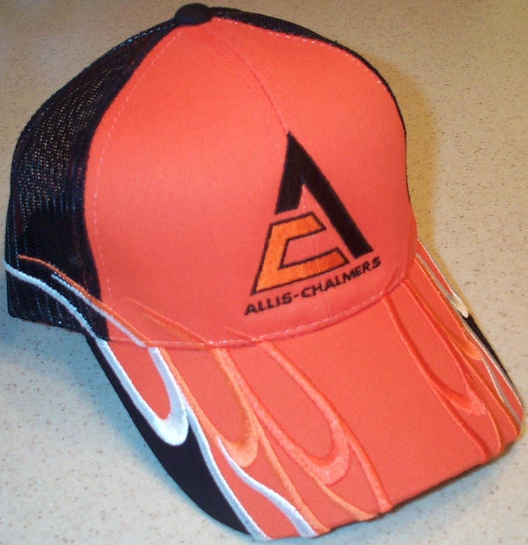 Allis Design Chalmers Diamond Triangle or WD-45 Wave Design Allis Mesh Hat 2 types bf4d14