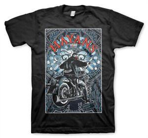 401b09e0 Mayans M.C. EZ Poster Official Merch Black T Shirt Mens biker ...