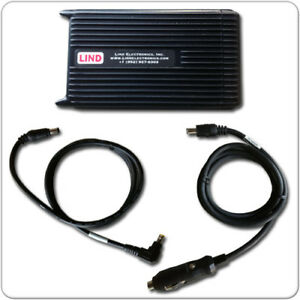 Panasonic-PKW-amp-LKW-CF-LND1224A-KFZ-Adapter-fuer-Toughbook-CF-19-CF-30-CF-31