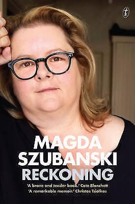 1 of 1 - Reckoning: A Memoir by Magda Szubanski .H/cover...VGC..lnf594