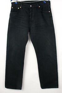 Levi's Strauss & Co Hommes 501 Jeans Jambe Droite Taille W36 L30 BCZ83
